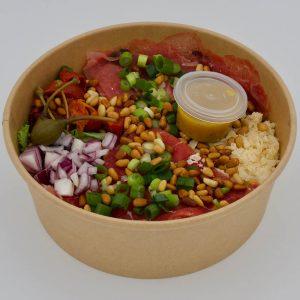 Rosco Catering maaltijdsalade carpaccio