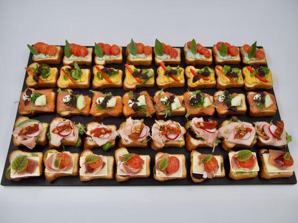 rosco Catering Utrecht Maarssen brioche happen